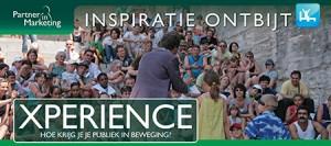 InspiratieOntbijt PiM Xperience _Hoe je publiek in beweging krijgen